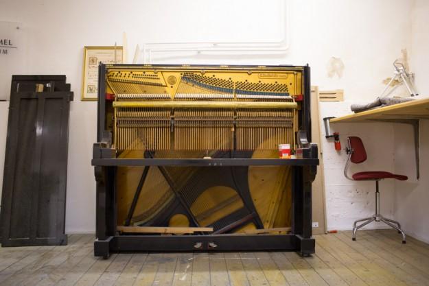 Bernhard Flöck – Flügel und Klaviere